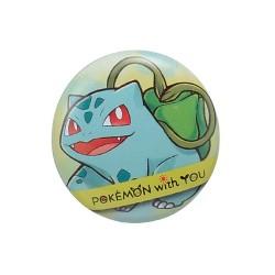Badge BULBASAUR with YOU japan plush