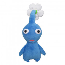 Peluche Bleu PIKMIN ALL STAR COLLECTION