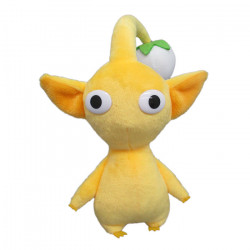 Peluche Jaune PIKMIN ALL STAR COLLECTION
