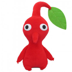 Plush Red Pikmin ALL STAR COLLECTION