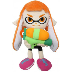 Plush Inkling Girl A ALL STAR COLLECTION