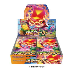 Display Bokuen Walker Pokemon TCG Japan