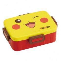 Boîte à déjeuner Pikachu face
