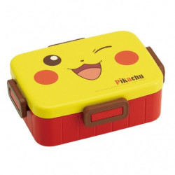 Lunch Box Pikachu face
