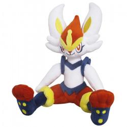 Plush Cinderace Pokémon ALL STAR COLLECTION