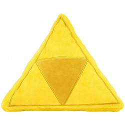 Plush Cushion Triforce Legend Of Zelda