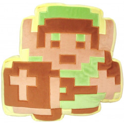Plush Cushion Link Legend Of Zelda
