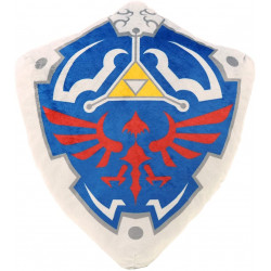 Plush Cushion Hyrule Shield Legend Of Zelda