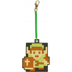 Badge Porte-nom Link The Legend Of Zelda