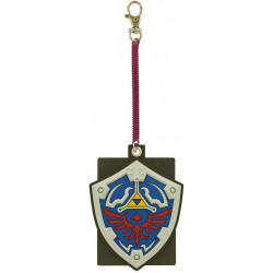 Badge Name Tag Hyrule Shield The Legend Of Zelda