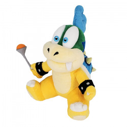 Plush Larry Koopa SUPER MARIO ALL STAR COLLECTION