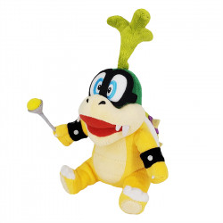 Plush Iggy Koopa SUPER MARIO ALL STAR COLLECTION