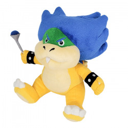 Plush Ludwig Von Koopa SUPER MARIO ALL STAR COLLECTION