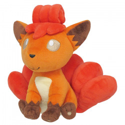 Plush Vulpix Pokémon ALL STAR COLLECTION