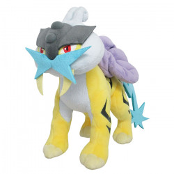 Plush Raikou Pokémon ALL STAR COLLECTION