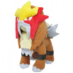 Plush Entei Pokémon ALL STAR COLLECTION