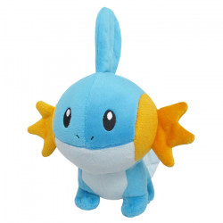 Plush Mudkip Pokémon ALL STAR COLLECTION