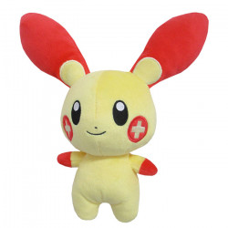 Plush Plusle Pokémon ALL STAR COLLECTION