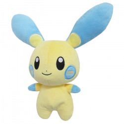 Plush Minun Pokémon ALL STAR COLLECTION