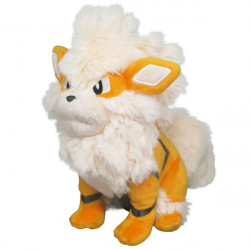 Plush Arcanine Pokémon ALL STAR COLLECTION
