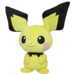 Peluche Pichu Pokémon ALL STAR COLLECTION