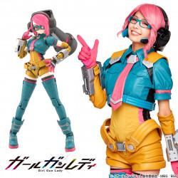 Figure Lady Commander Bianca Rio Teramoto Ver. GIrl Gun Lady
