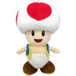 Peluche Toad Super Mario ALL STAR COLLECTION