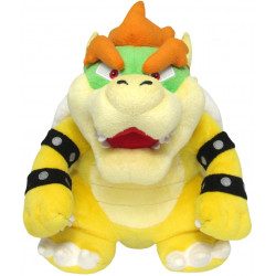 Plush Bowser Super Mario ALL STAR COLLECTION