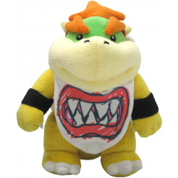 Plush Bowser Jr Super Mario ALL STAR COLLECTION