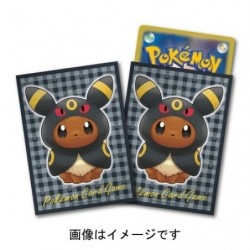 Card Sleeves Eevee Poncho Umbreon japan plush