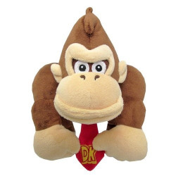 Peluche Donkey Kong Super Mario ALL STAR COLLECTION