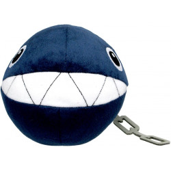 Plush Chain Chomp Super Mario ALL STAR COLLECTION