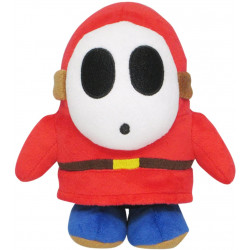 Plush Shy Guy Super Mario ALL STAR COLLECTION
