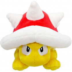 Plush Spiny Super Mario ALL STAR COLLECTION