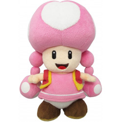 Plush Toadette Super Mario ALL STAR COLLECTION