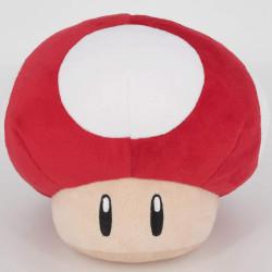 Peluche Super Champignon Super Mario ALL STAR COLLECTION