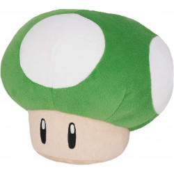 Plush 1UP Mushroom Super Mario ALL STAR COLLECTION