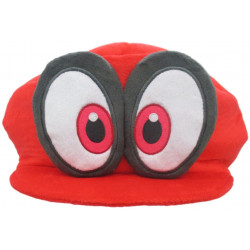 Plush Mario Cappy Super Mario Odyssey