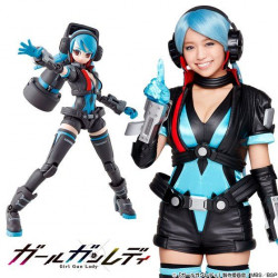 Figurine Lady Commander Alice Yuno Ohara Ver. Girl Gun Lady