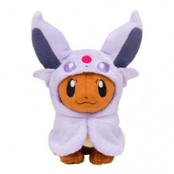 Plush Eevee Poncho Espeon japan plush
