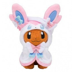 Peluche Evoli Poncho Nymphali japan plush