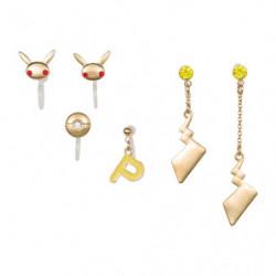 Boucles d'oreilles Set 56 Pikachu