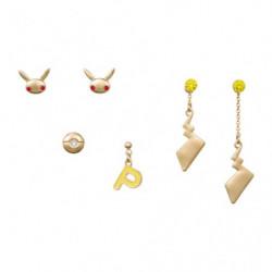 Boucles d'oreilles Set 61 Pikachu