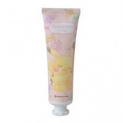 Hand Cream Flower Pikachu japan plush
