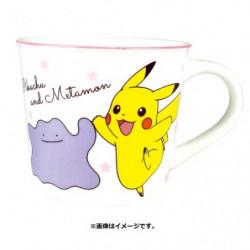Tasse Pikachu et Métamorph Color Line