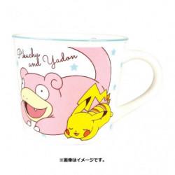 Tasse Pikachu et Ramoloss Color Line