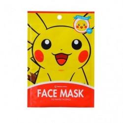 Masque Visage Pikachu japan plush