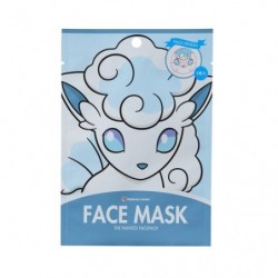 Masque Visage Alola Goupix japan plush
