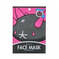 Face Mask Pyukumuku japan plush