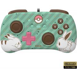 Horipad Mini Switch Pikachu and Eevee HORI